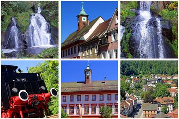 Impressionen TRIBERG ( Schwarzwald )