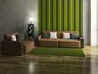 Minimalist livingroom