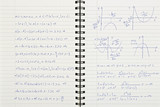 maths notebook