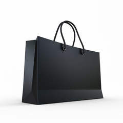 Package for purchases the black