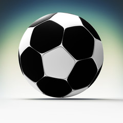 Soccer and football. Abstract sport backgrounds for your design