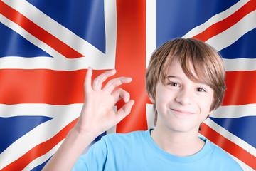 english language for children