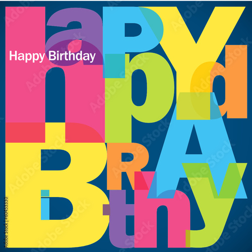 happy birthday letter collage card message congratulations