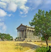 Temple Garni, Arménie, l'architecture gréco-romaine