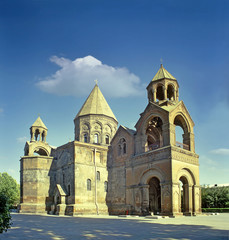 Echmiadzin Cathedral in Armenia, UNESCO WH