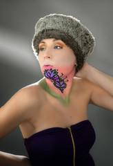 Facepainting (Katrin L.)