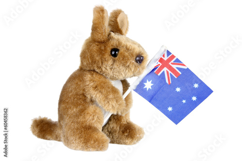 Soft Toy Kangaroo