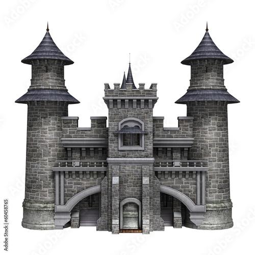 Castle - 60458765