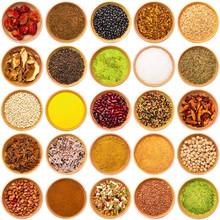 arômes d'épices ingrédients collage