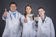 Students of medicine