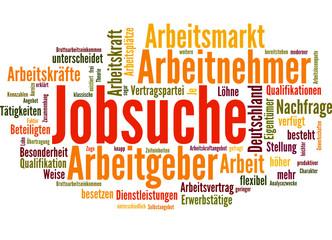 Jobsuche (Arbeit, Job, Stellenangebote)