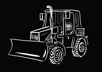 Tractor two