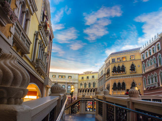 The Venetian Hotel, Macao