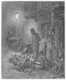 Houndsditch - Gustave Dore's London: a Pilgrimage