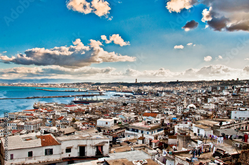 Fotobehang Algerije Alger