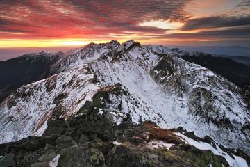 Slovakia Tatra mountain