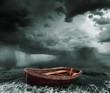 stormy ocean - 60467588
