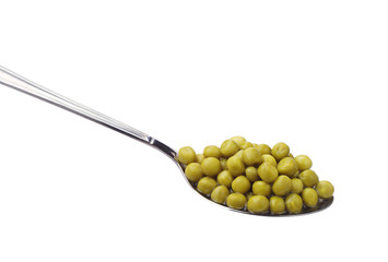 Green peas canned