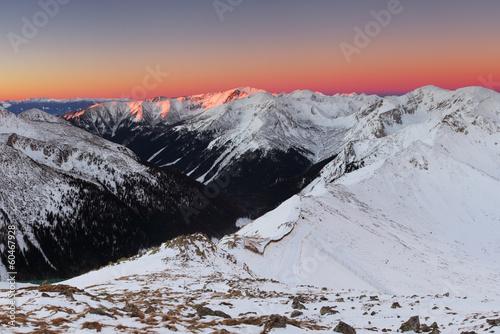 Tatras Winter in Poland