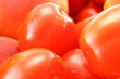 Cherry tomatoes close-up