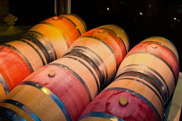 tonneau de vin bordeaux