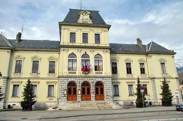 mairie d'albertville-savoie