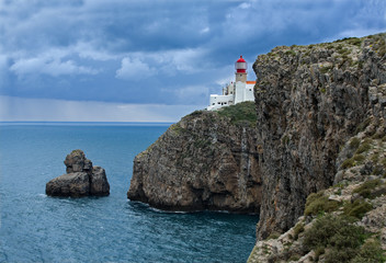 Saint Vicent lighthouse