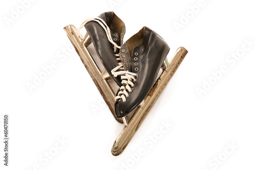 Used male ice skates