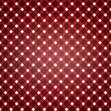Red and white gingham cloth background