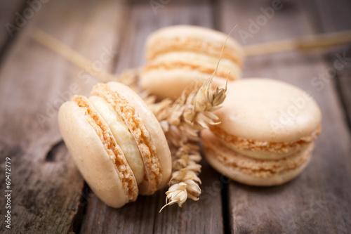 Macarons, Getreide