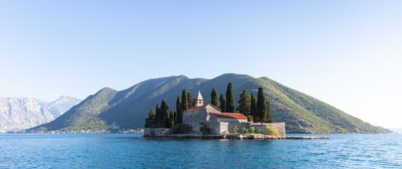Ostrvo Sveti Dorde ( Island of Saint George) in Montenegro