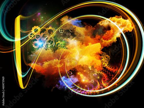 Design Nebulae Background