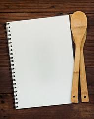 Rustic Cookbook Backdrop