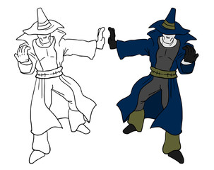 Colorable wizard