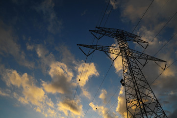 Power Electric Tower
