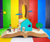 magical world of reading