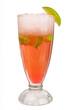 berry citrus cocktail