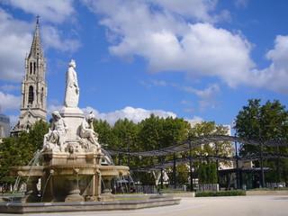 Centre ville. Nîmes