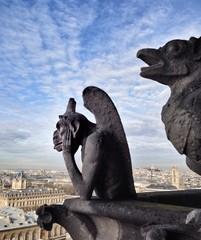 Paris Notre Dame Chimera