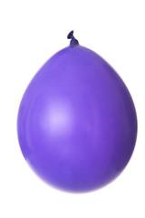 Violet balloon.