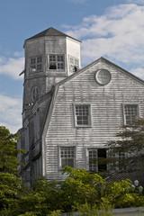 Big house in farm