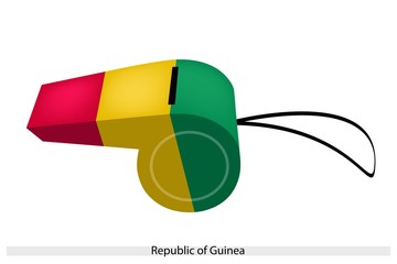 A Whistle of The Republic of Guinea