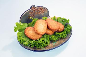 天ぷら・薩摩揚
