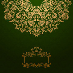 Royal background