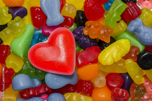 Candy for Valentine