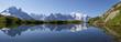 Leinwandbild Motiv Mont Blanc