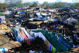 Dhaby Ghat, Open AIr Laundry, in India