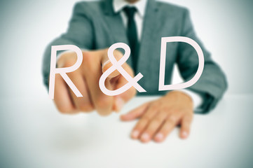 RnD, research and development