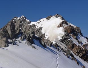 Aguille de la Bérangère 3425m - Massif du Mont Blanc
