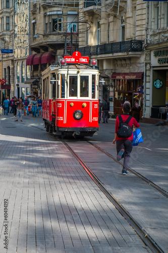 Taksim tram, Istanbul - 60494192